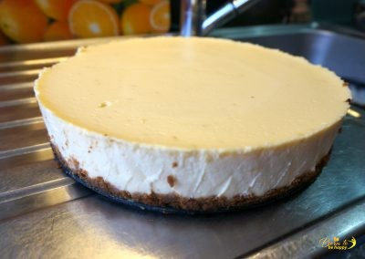 New York Cheesecake (LowCarb, LCHF, Primal)